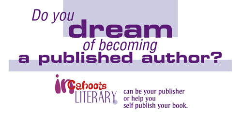 Become a publshed author with InCahoots LIterary